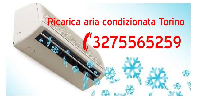 Ricarica aria condizionata Torino